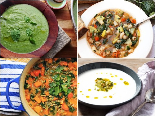 16 Vegan Soup and Stew Recipes to Warm You Up