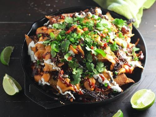 Korean Nachos Recipe