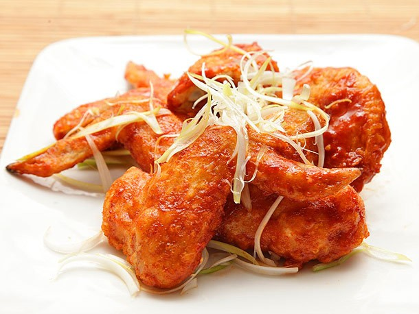 Sweet and Spicy Chili Sauce For Korean Fried Chicken Recipe