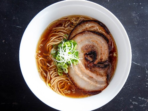 Pressure Cooker Pork Belly Chashu Recipe