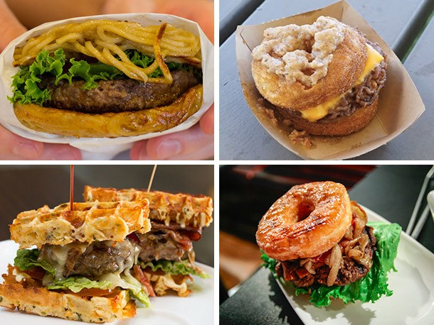 Burger Trends and News: 2013 Edition