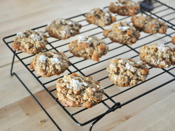 "Butterscotch ""Salty Oat"" Cookies Recipe"