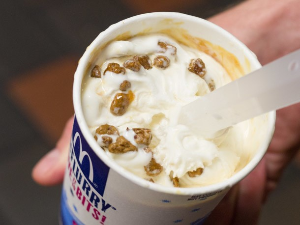 Chain Reaction: New Pralines and Cream McFlurry from McDonald's