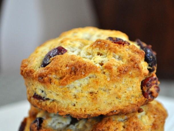 Cranberry Orange Biscuits Recipe