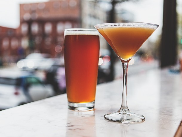Where to Go for Happy Hour in Washington, DC