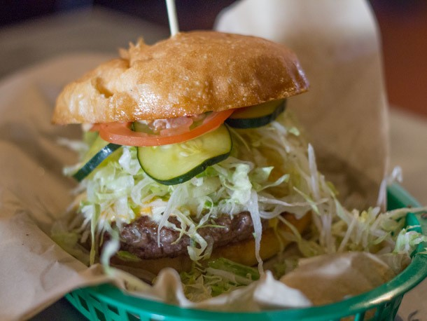 San Diego: Hubcap's Burger is Within Inches of Perfection