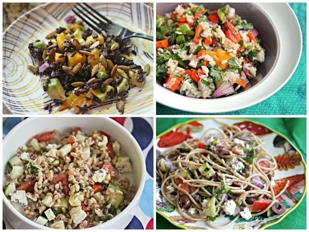 5 Grain Salads for Summer