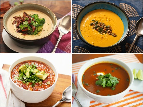 19 Hearty Vegetarian Soups and Stews