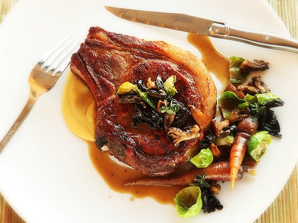 Perfect Pan-Seared Pork Chops Recipe
