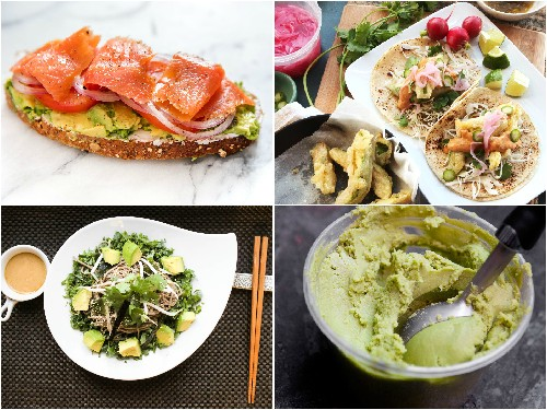 Not Just Toast: 16 Recipes That Let Avocado Shine