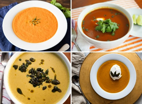9 Rich and Silky Vegetarian Soups to Help You Weather the Winter