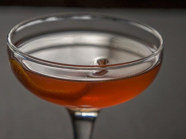 Up in Arms Cocktail: A 3-ingredient Taste of Paris