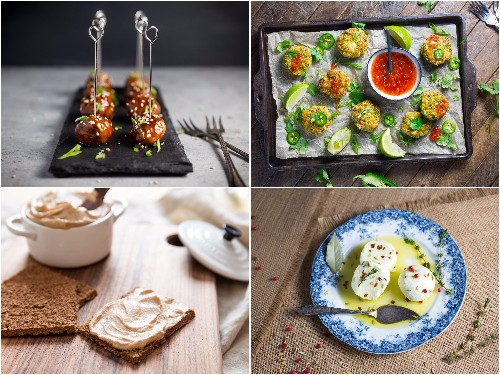28 Cocktail Party Appetizers to Balance the Booze