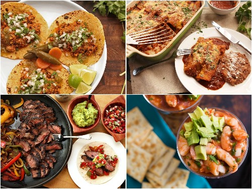 Beyond the Taco: 30 Mexican, Mexican-Inspired, and Tex-Mex Recipes