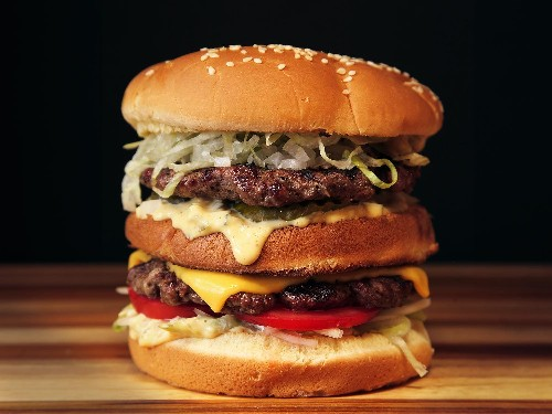 The McWhopper Recipe