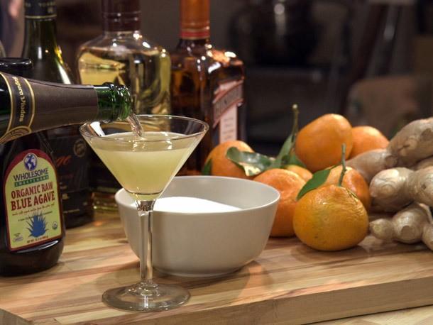 Video: Rick Bayless Makes Sparkling Ginger Margaritas at Serious Eats HQ