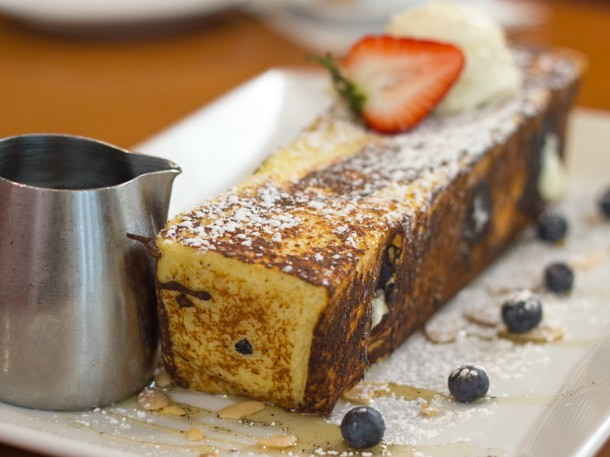 French Toast Definitely Worth The Drive To Frank & Albert's in Phoenix