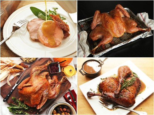 13 Turkey Recipes for a Crisper, Juicier Thanksgiving Roast