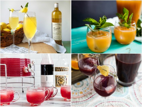 18 Make-Ahead Pitcher Cocktail Recipes for Memorial Day