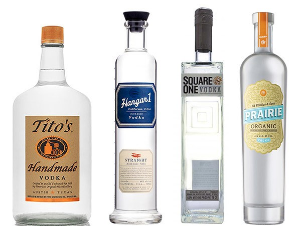 5 Vodka Cocktails to Make This Fall