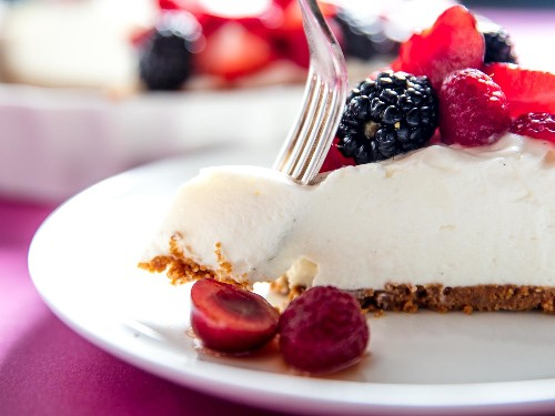 How to Make the Best No-Bake Cheesecake
