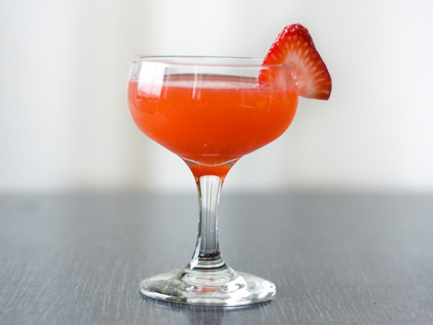 Strawberry Rhubarb Fields Recipe