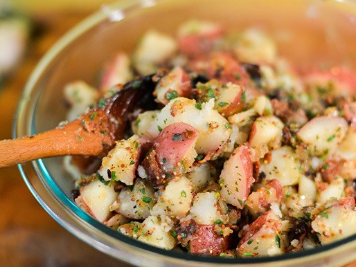 Barbecue Sides: German Potato Salad