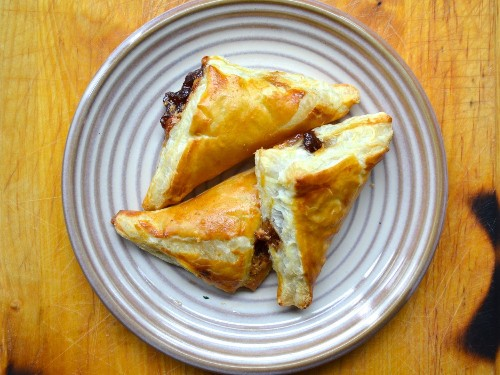 Peanut Butter and Jam Turnovers Recipe