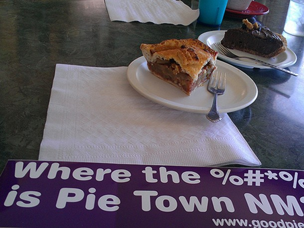 The Secret Life of Pie Town, New Mexico