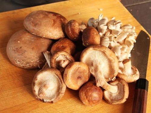 How to Clean Shiitake, Portobello, and Oyster Mushrooms