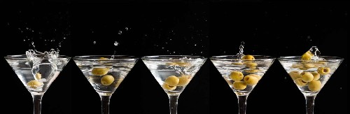 The Case for Filthy, Sopping-Wet Martinis