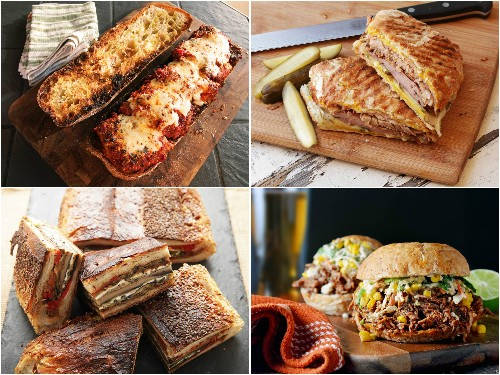 27 Super Bowl Sandwiches to Feed a Crowd