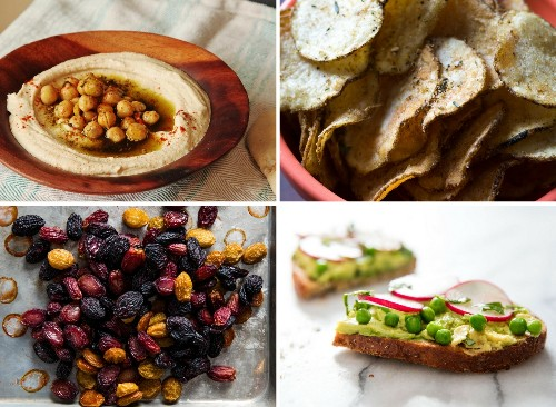 18 Vegan Snack Recipes to Satisfy Every Craving