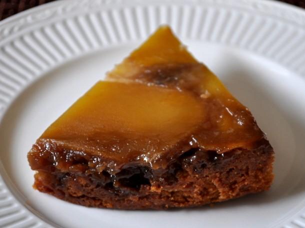 Mango Pineapple Upside-Down Cake Recipe