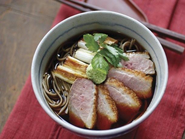 Kamo Nanban Soba From 'Japanese Soul Cooking'