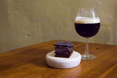 How to Pair Beer and Dessert