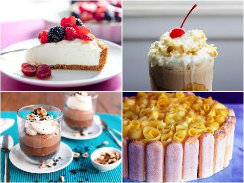 15 No-Bake Dessert Recipes for a Cool Summer Kitchen