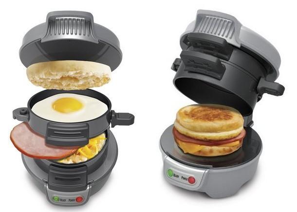 Gadgets: Hamilton Beach Breakfast Sandwich Maker