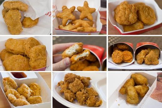 Taste Test: The Best Fast Food Chicken Nuggets