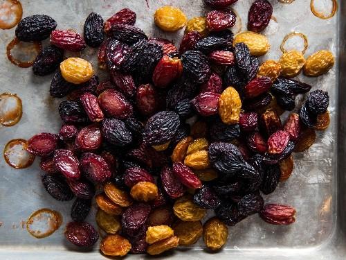 Oven-Dried Grapes (a.k.a. Raisins) Recipe