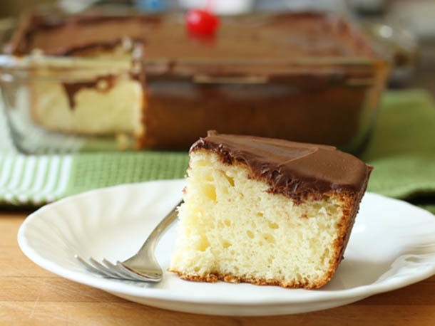 Gluten-Free Single-Layer Yellow Cake Recipe