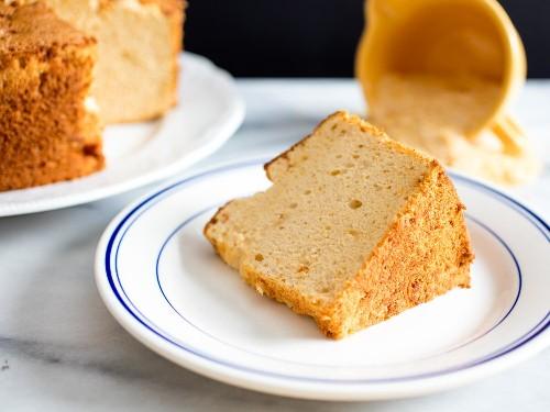 Transform Angel Food Cake With Toasted Sugar