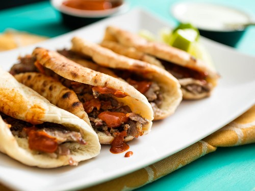 Tacos Árabes Are the Answer to All Your Bad-Tortilla Woes
