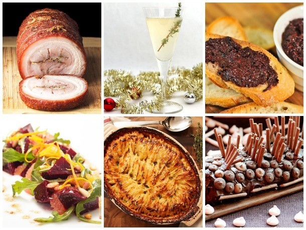 Serious Entertaining: Christmas Dinner to Feed a Crowd