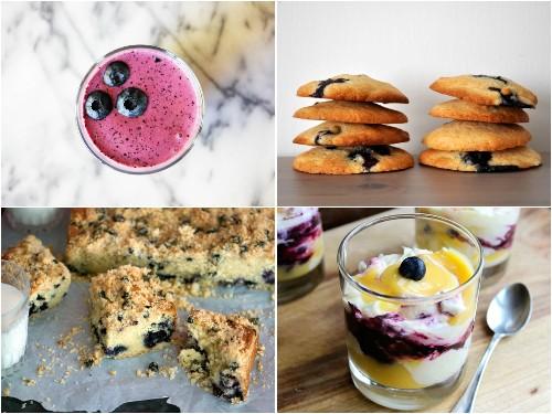 15 Recipes for Ripe, Sweet-Tart Summer Blueberries