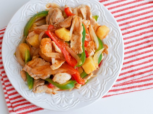 Chinese Velveting 101: Stir-Fried Sweet and Sour Pork