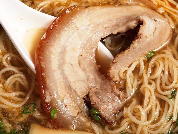 Chashu Pork (Marinated Braised Pork Belly for Tonkotsu Ramen) Recipe