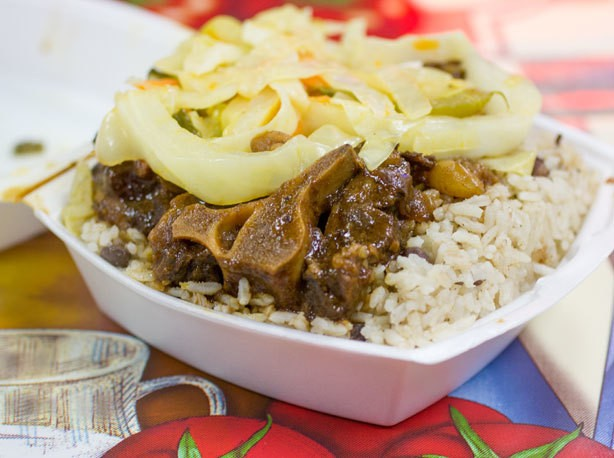 The Best Oxtail in The Bronx Is Served at The Good Dine