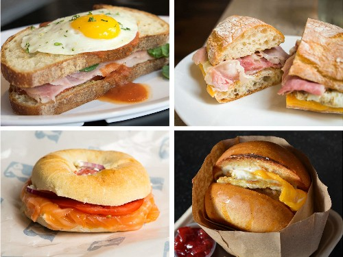 12 Must-Eat Breakfast Sandwiches Across America