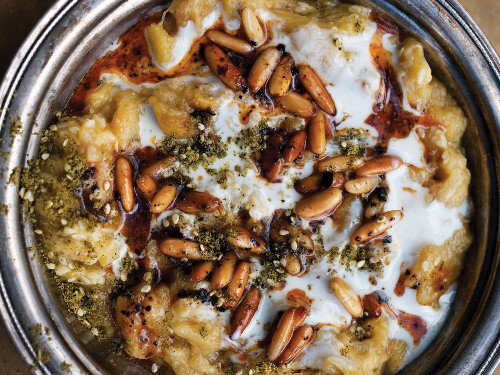 "Zucchini ""Baba Ghanoush"" From 'Plenty More'"